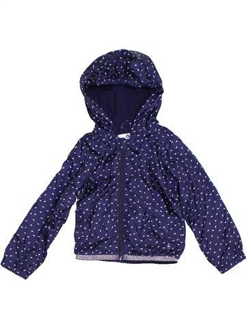 Anorak-Trinchera niña GRAIN DE BLÉ azul 3 años verano #1305627_1