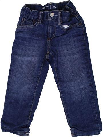 Tejano-Vaquero niño GAP azul 3 años invierno #1305631_1