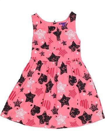 Vestido niña MARKS & SPENCER rosa 9 años verano #1305671_1