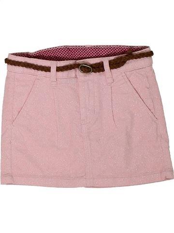 Falda niña H&M rosa 7 años invierno #1305675_1