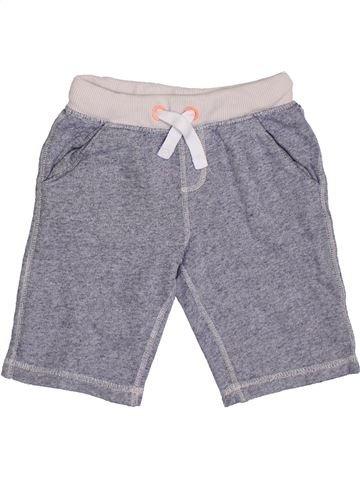 Short - Bermuda garçon MARKS & SPENCER gris 4 ans été #1305679_1