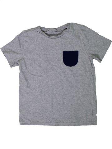 Camiseta de manga corta niño GEORGE gris 10 años verano #1305737_1