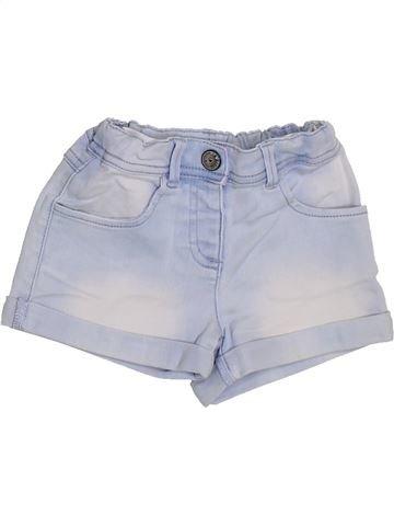 Short-Bermudas niña MOTHERCARE azul 2 años verano #1305771_1