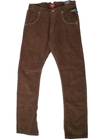 Pantalon garçon LEVI'S marron 12 ans hiver #1305872_1