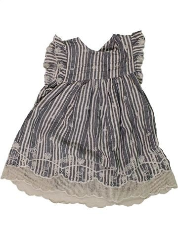 Vestido niña NEXT gris 4 años verano #1306016_1