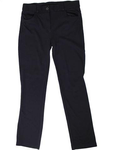 Pantalón niña GEORGE azul oscuro 12 años invierno #1306026_1