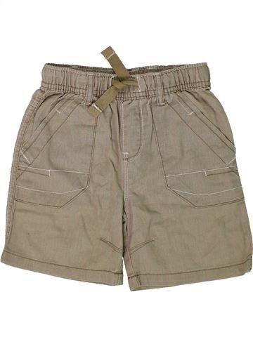 Short - Bermuda garçon NEXT gris 3 ans été #1306074_1
