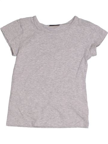 Camiseta de manga corta niña NEXT gris 6 años verano #1306092_1