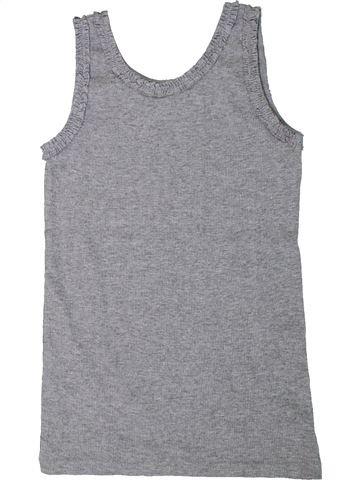 Camiseta sin mangas niña I LOVE GIRLSWEAR gris 9 años verano #1306103_1