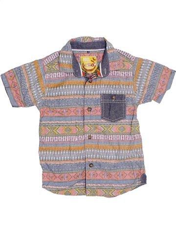 Camisa de manga corta niño TU gris 4 años verano #1306159_1