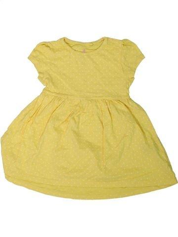 Robe fille NEXT jaune 2 ans été #1306177_1