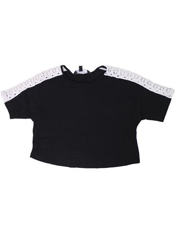 Camiseta de manga corta niña NEW LOOK negro 9 años verano #1306237_1