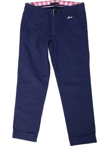 Pantalon garçon SISLEY bleu 9 ans hiver #1306353_1
