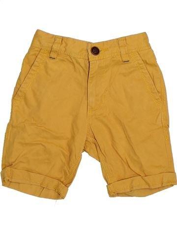 Short-Bermudas niño NEXT amarillo 4 años verano #1306364_1