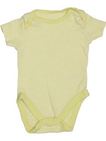 Camiseta de manga corta unisex MINI CLUB amarillo 3 meses verano #1306445_1