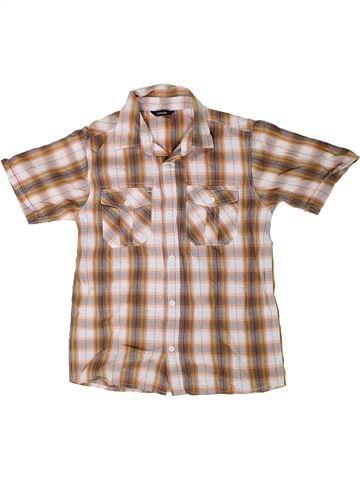 Camisa de manga corta niño GEORGE rosa 10 años verano #1306485_1