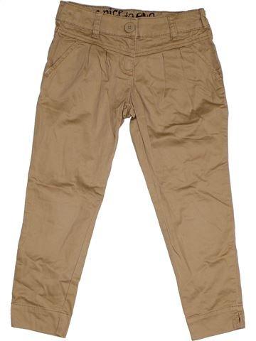 Pantalón niña NEXT marrón 9 años verano #1306511_1