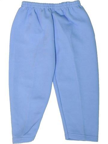 Pantalón niño SANS MARQUE azul 3 años invierno #1306515_1