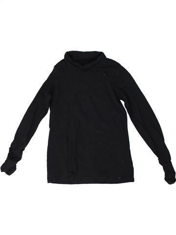 Camiseta de cuello alto niña CYCLE BAND negro 6 años invierno #1306600_1