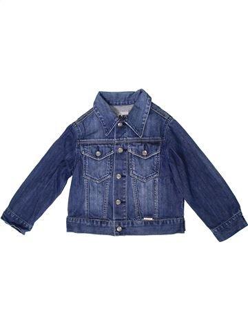Chaqueta niño PIXEL azul 4 años verano #1306607_1