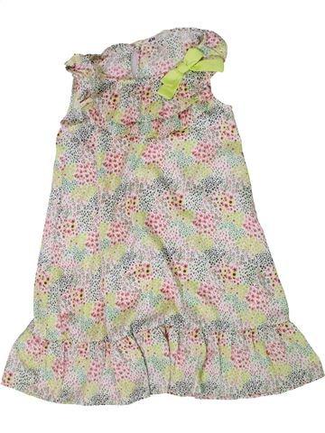 Vestido niña H&M beige 8 años verano #1306635_1