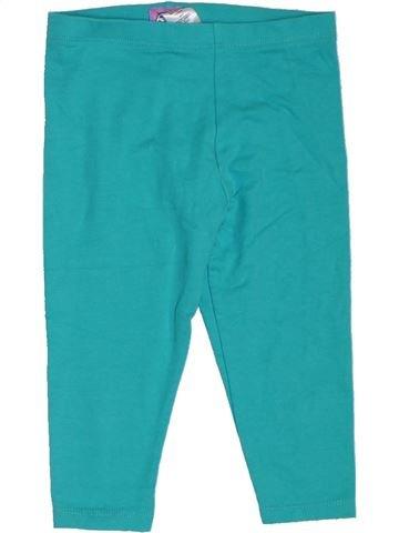 Legging niña F&F azul 5 años verano #1306830_1