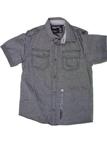 Camisa de manga corta niño C&A gris 12 años verano #1306973_1