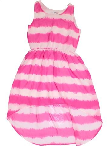Vestido niña H&M rosa 11 años verano #1306979_1