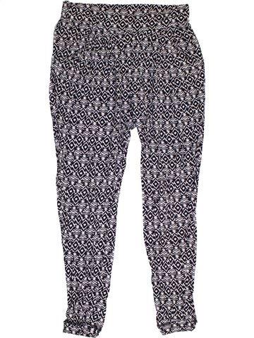 Pantalón niña CANDY COUTURE gris 9 años verano #1307101_1