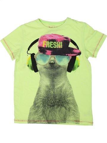 Camiseta de manga corta niño NEXT verde 8 años verano #1307122_1