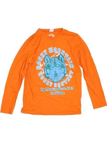Camiseta de manga larga niño BON PRIX azul 11 años invierno #1307186_1