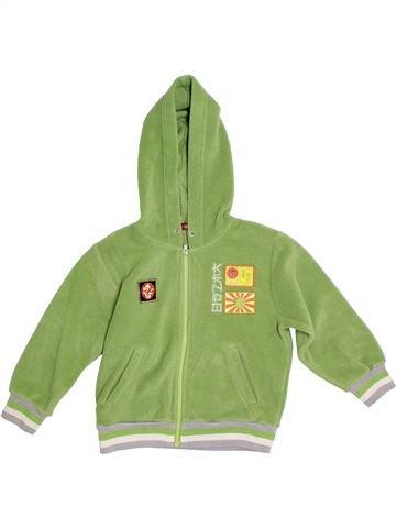 Chaleco niño C.M.P verde 5 años invierno #1307190_1