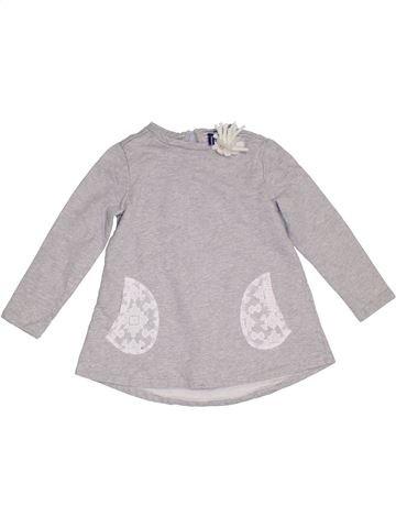 Sudadera niña ORIGINAL MARINES gris 6 años invierno #1307316_1