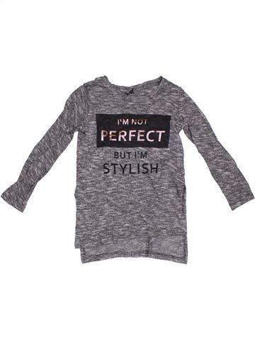 Camiseta de manga larga niña Y.F.K violeta 8 años invierno #1307364_1