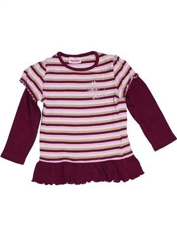 Camiseta de manga larga niña DOPODOPO rosa 6 años invierno #1307377_1