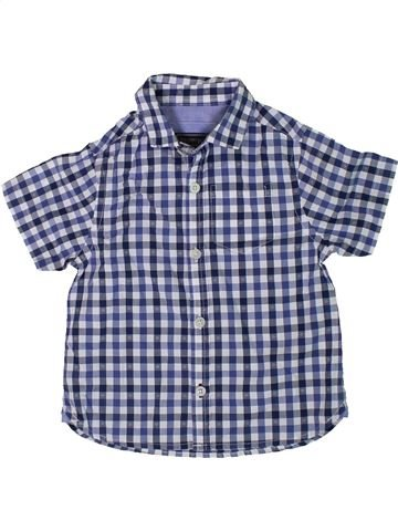 Camisa de manga corta niño HOWICK gris 3 años verano #1307387_1
