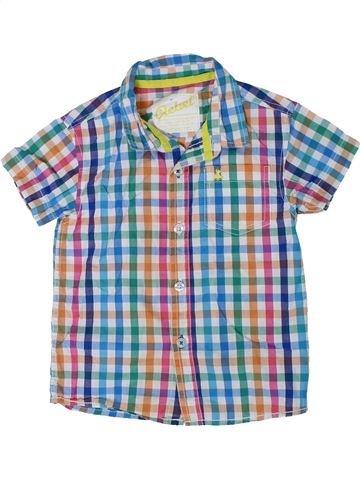 Camisa de manga corta niño PRIMARK gris 3 años verano #1307397_1