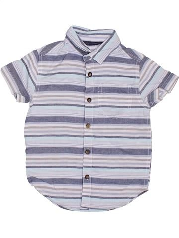 Camisa de manga corta niño PRIMARK blanco 3 años verano #1307447_1