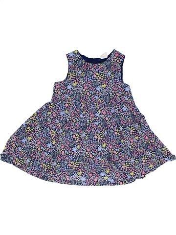 Vestido niña H&M azul 2 años verano #1307510_1