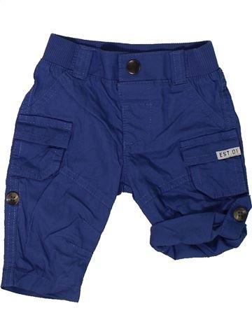 Pantalón niño F&F azul 1 mes verano #1307528_1