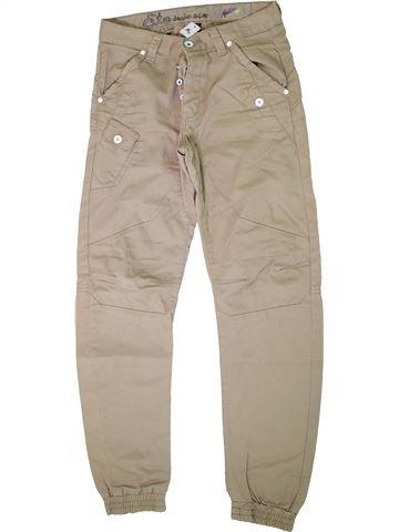 Pantalon garçon ETO 9901 gris 14 ans été #1307622_1