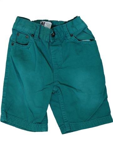 Short - Bermuda garçon TU vert 4 ans été #1307700_1