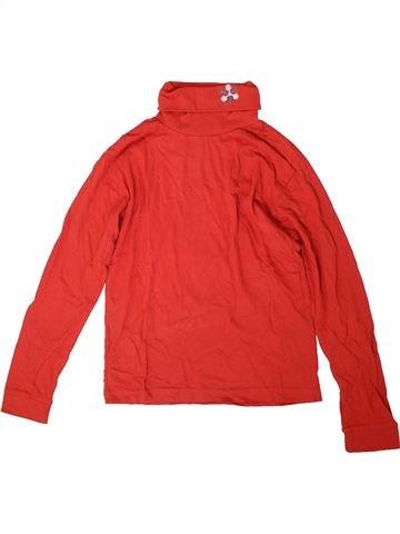 Camiseta de cuello alto niña PULCINO rojo 12 años invierno #1307736_1
