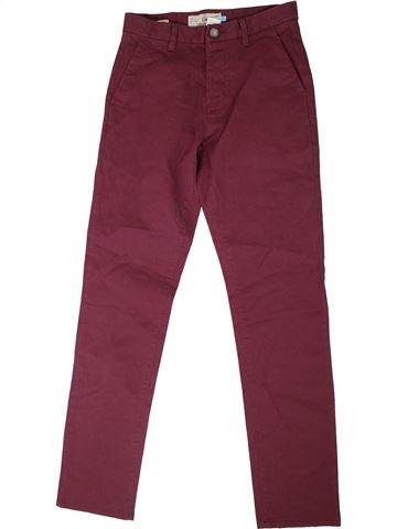 Pantalon garçon NEXT marron 14 ans hiver #1307767_1