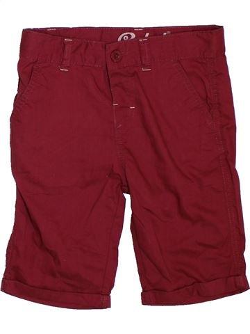 Short - Bermuda garçon PRIMARK rouge 9 ans été #1307835_1