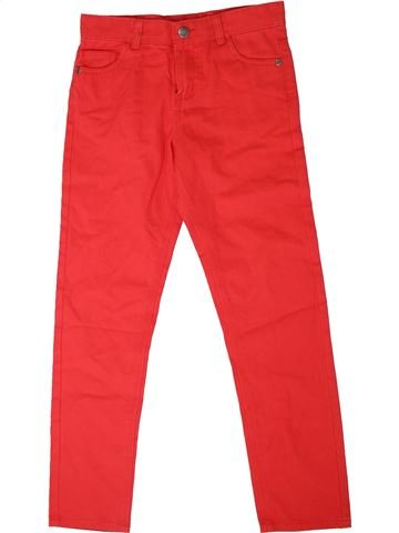 Tejano-Vaquero niño PRIMARK rojo 10 años invierno #1307895_1