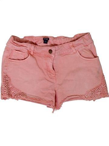 Short-Bermudas niña KIABI rosa 12 años verano #1308253_1