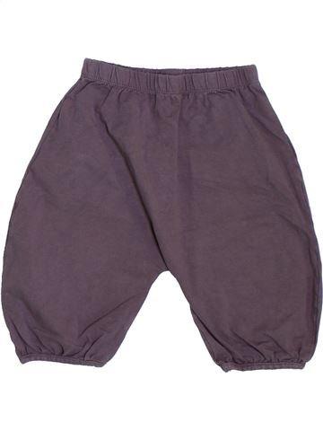 Pantalón niña VERTBAUDET gris 3 años invierno #1308282_1