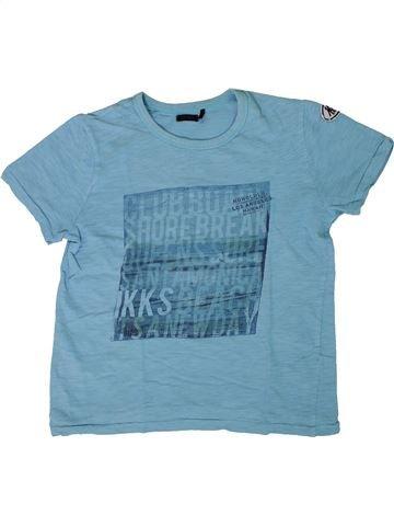 Camiseta de manga corta niño IKKS azul 10 años verano #1308322_1