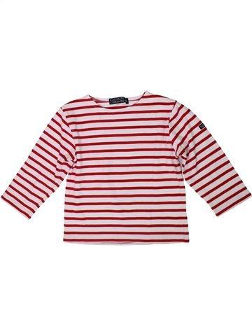 T-shirt manches longues unisexe CAPTAIN CORSAIRE rose 6 ans hiver #1308327_1